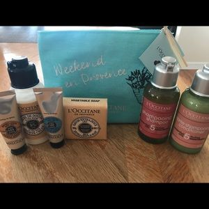 L'OCCITANE Weekend en Provence Travel Set